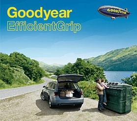 Goodyear EfficientGrip - För en tryggare körning