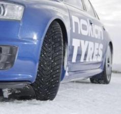 Nokian sommar och Nokian vinterdäck - säkra, miljövänliga och hållbara däck
